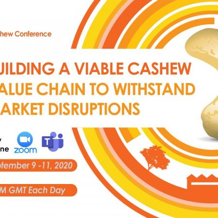 14th ACA Annual Cashew Conference Online || Day 1 || 9 September